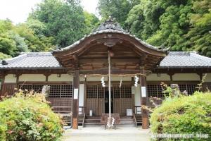 大兵主(だいひょうず)神社(桜井市穴師)14