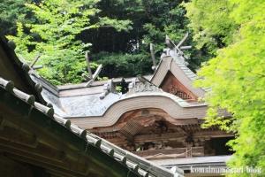 大兵主(だいひょうず)神社(桜井市穴師)32
