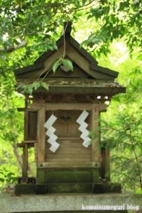大兵主(だいひょうず)神社(桜井市穴師)7