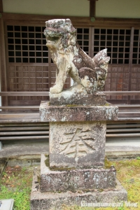 大兵主(だいひょうず)神社(桜井市穴師)15