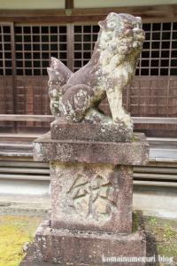 大兵主(だいひょうず)神社(桜井市穴師)19