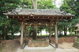 御霊神社(天理市永原町)3