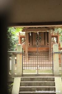 御霊神社(天理市永原町)16