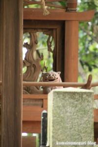 御霊神社(天理市永原町)18