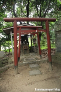 御霊神社(天理市永原町)20