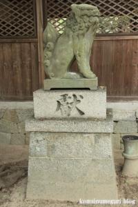 御霊神社(天理市永原町)10