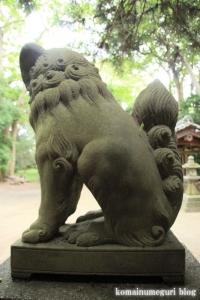 御霊神社(天理市永原町)12