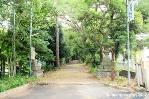 和爾下(わにした)神社 (天理市櫟本町)14