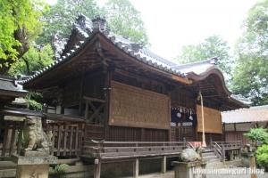 和爾下(わにした)神社 (天理市櫟本町)32