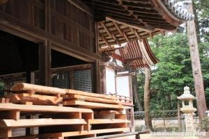 和爾下(わにした)神社 (天理市櫟本町)43