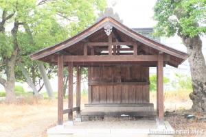 和爾下(わにした)神社 (天理市櫟本町)54