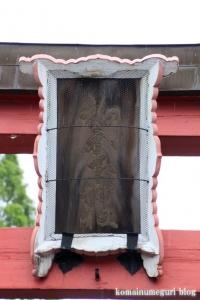 和爾下(わにした)神社 (天理市櫟本町)2