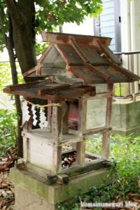 和爾下(わにした)神社 (天理市櫟本町)15
