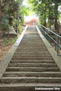 和爾下(わにした)神社 (天理市櫟本町)25