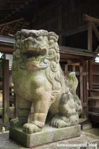 和爾下(わにした)神社 (天理市櫟本町)34