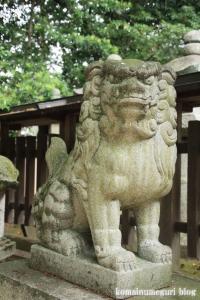 和爾下(わにした)神社 (天理市櫟本町)35