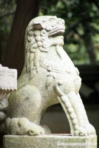 和爾下(わにした)神社 (天理市櫟本町)39