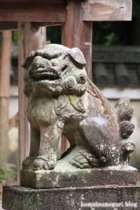 和爾下(わにした)神社 (天理市櫟本町)44