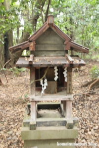 和爾下(わにした)神社 (天理市櫟本町)24