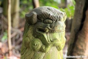 西波天神社(奈良市六条)14