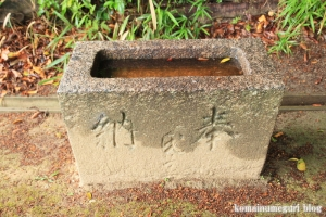 西波天神社(奈良市六条)5