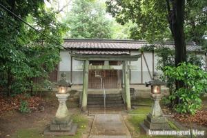 西波天神社(奈良市六条)16