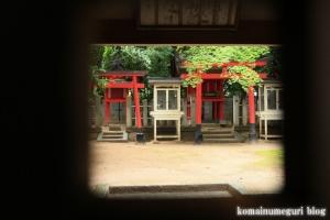 西波天神社(奈良市六条)17