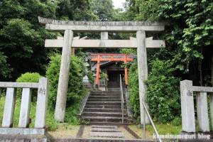 野々宮天神社(奈良市六条)3