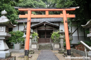野々宮天神社(奈良市六条)4