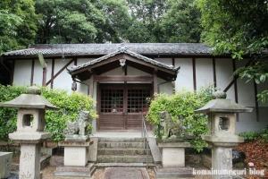 野々宮天神社(奈良市六条)5