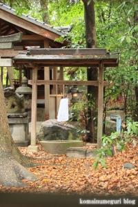 天武神社(奈良市七条)5