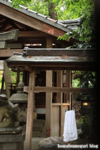 天武神社(奈良市七条)10