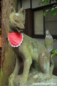 孫太郎稲荷神社(奈良市七条)5