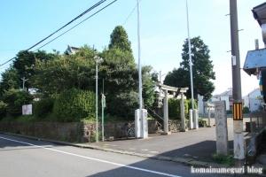 春日神社(川越市砂新田)1