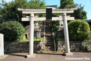 春日神社(川越市砂新田)3
