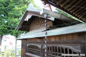 春日神社(川越市砂新田)12