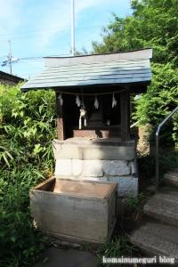 春日神社(川越市砂新田)16