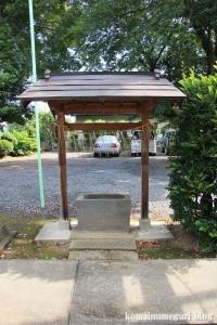 厳島神社(い川越市砂)3