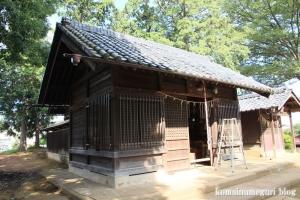 砂氷川神社(川越市砂)11