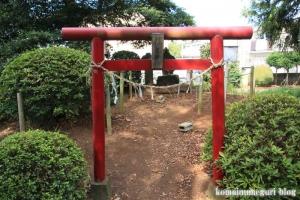 砂氷川神社(川越市砂)13