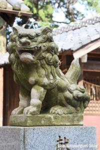 砂氷川神社(川越市砂)8