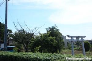 花山稲荷神社(川越市寺尾)1