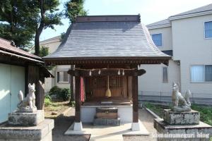 花山稲荷神社(川越市寺尾)9