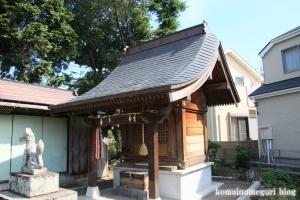 花山稲荷神社(川越市寺尾)11