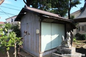 花山稲荷神社(川越市寺尾)12