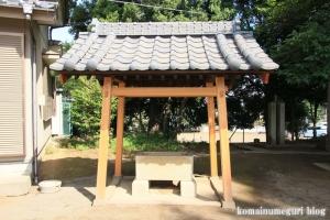 日枝神社(川越市下新河岸4