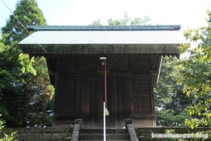 日枝神社(川越市下新河岸6