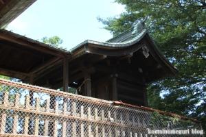 日枝神社(川越市下新河岸9