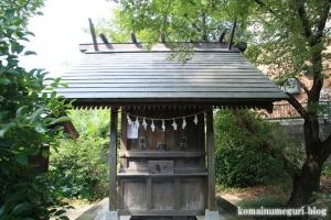日枝神社(川越市下新河岸16