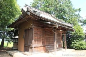 南田島氷川神社(川越市南田島)10